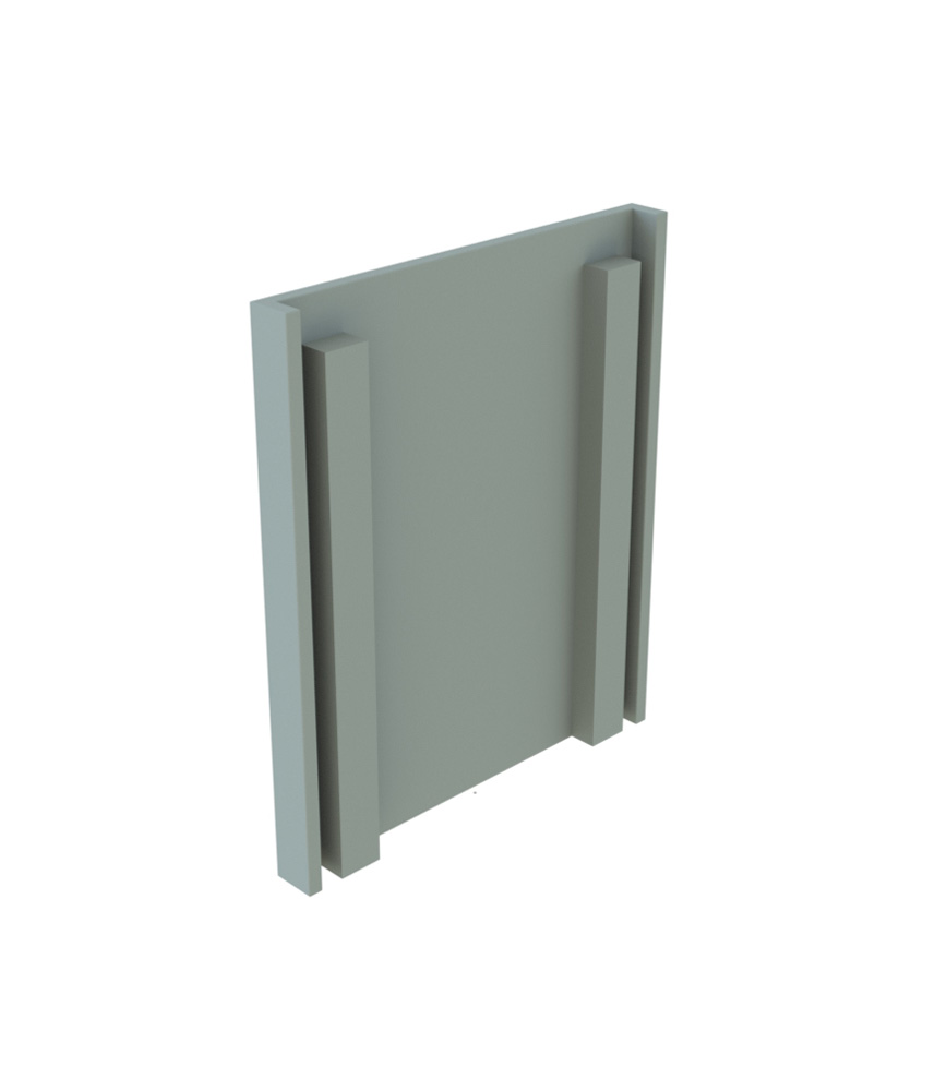 U Shape Panel Slab - Accessory